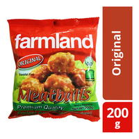 Farmland Frozen Chicken Meatballs - Original