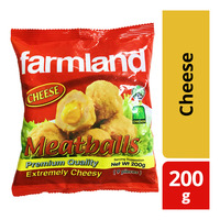Farmland Frozen Chicken Meatballs - Cheese