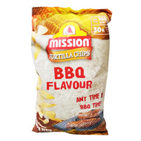 Mission Tortilla Chips - BBQ