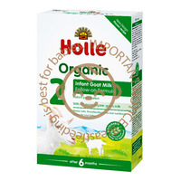Holle Organic Follow On Infant Goat Milk Formula - Step 2
