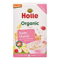 Holle Organic Baby Wholegrain Porridge Cereal-Muesli
