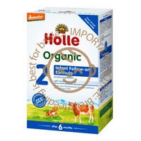 Holle Organic Follow On Infant Milk Formula - Step 2