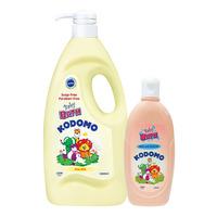 Kodomo Baby Bath - Rice Milk + Free Mild & Natural