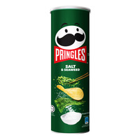 Pringles Potato Crisps - Salt & Seaweed