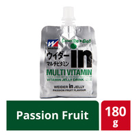 Weider Multi Vitamin Jelly Packet Drink - Passion Fruit