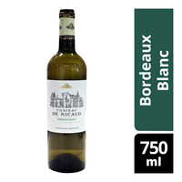Chateau de Ricaud White Wine - Bordeaux Blanc
