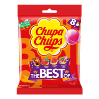 Chupa Chups Lollipops - The Best Of (Assorted)