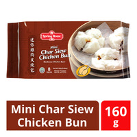 Spring Home Mini Char Siew Chicken Bun