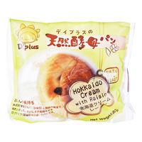 Dayplus Natural Yeast Bread - Hokkaido Cream with Raisin