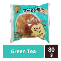 D2Plus Natural Yeast Bread - Green Tea
