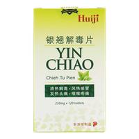 Huiji Health Supplement Tablets - Yin Chiao Chieh Tu Pien