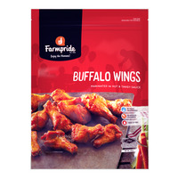 Farmpride Frozen Buffalo Wings