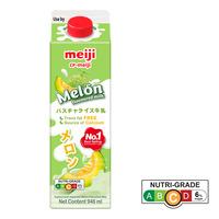 Meiji Flavoured Milk - Melon