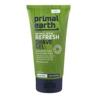 Primal Earth Shave Gel - Refresh