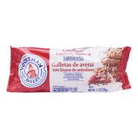 Voortman Cookies - Oatmeal & Cranberry & Flaxseed (Omega-3)
