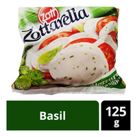 Zott Zottarella Mozzarella - Basil