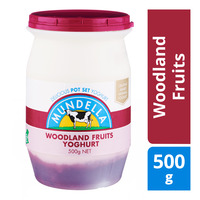 Mundella Yoghurt - Woodland Fruits