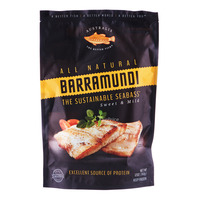 Australis Barramundi Frozen Seabass - All Natural
