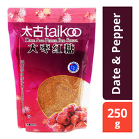 Taikoo Red Sugar - Date & Pepper