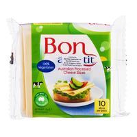 Bonappetit Australian Vegetarian Cheese Slices