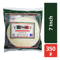 Nevana Pre-Baked Pizza Bases - 7 Inch