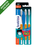 Systema Gum Care Toothbrush - Regular (Soft)