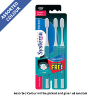 Systema Gum Care Toothbrush - Compact (Medium)