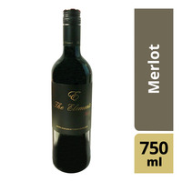 The Elements Red Wine - Merlot