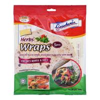 Gardenia Wraps - Herbs
