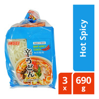Hosei Instant Udon - Hot Spicy