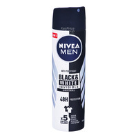 Nivea Men Deodorant Spray - Invisible (Original)