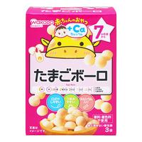 Wakodo Baby Snacks - Egg Bolo