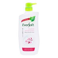 Eversoft Beauty Shower Foam - Hydrate and Brighten