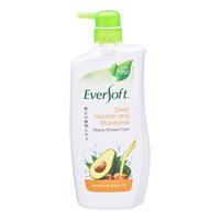 Eversoft Beauty Shower Foam - Deep Nourish and Moisturise