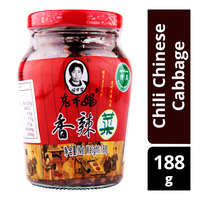 Laoganma Sauce Condiments - Chili Chinese Cabbage