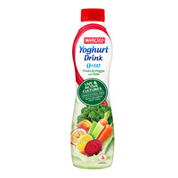 Marigold 0% Fat Yoghurt Bottle Drink - Mixed Fruits & Vegetables