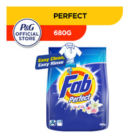 Fab Detergent Powder - Perfect