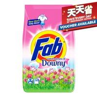 Fab Detergent Powder - Downy