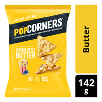Popcorners Popped Corn Chips - Butter