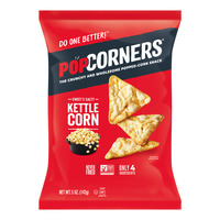 Popcorners Popped Corn Chips - Sweet & Salty