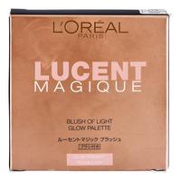 L'Oreal Paris Lucent Magique Blush Palette - 04 Sunset Glow