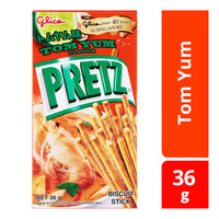 Glico Pretz Biscuit Sticks - Tom Yum