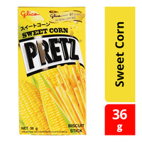 Glico Pretz Biscuit Sticks - Sweet Corn