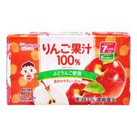 Wakodo Baby Paper Bottle Juice - Apple and Vegetable