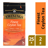 Twinings Teabags - Finest Ceylon Tea