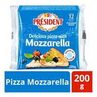 President Cheese Slices - Pizza Mozzarella