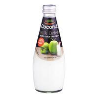 Uglobe Bottle Drink - Coconut Milk with Nata de Coco