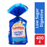Sunshine White Bread - Low Sugar Digestive