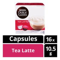 Nescafe Dolce Gusto Beverage Capsules - Tea Latte