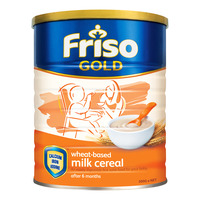 Friso Gold Milk Cereal Drink Powder - Wheat Based